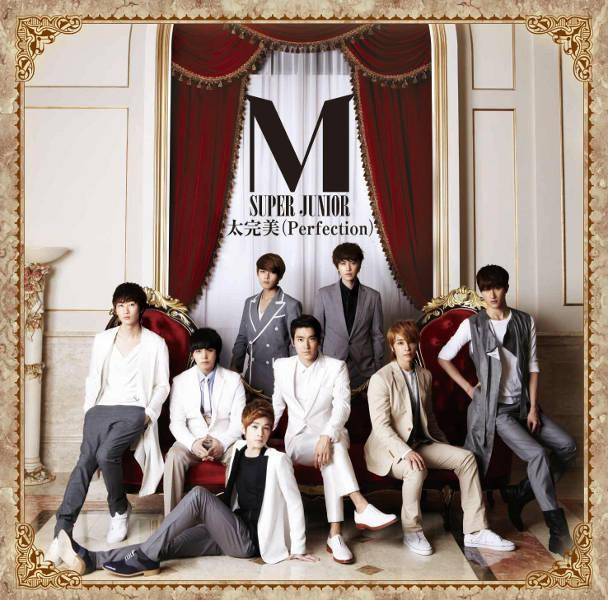 [Mini Album] Super Junior M   Perfection (Japanese Ver.)